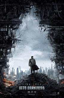 STAR TREK INTO DARKNESS () Poster