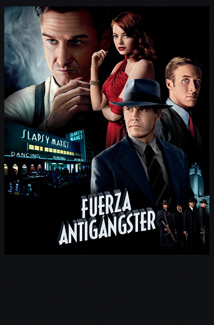 FUERZA ANTIGANGSTER (2012) () Poster