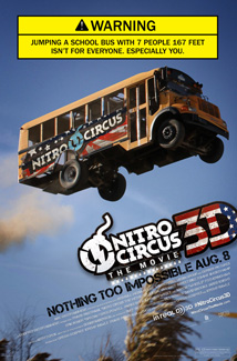 NITRO CIRCUS THE MOVIE () Poster