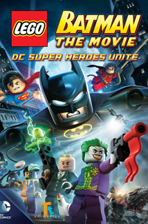 LEGO BATMAN THE MOVIE () Poster
