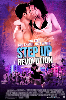 STEP UP REVOLUTION () Poster