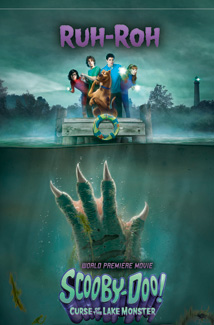 SCOOBY-DOO! CURSE OF THE LAKE MONSTER () Poster