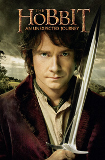 THE HOBBIT: AN UNEXPECTED JOURNEY () Poster
