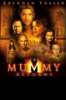 MUMMY RETURNS () Poster