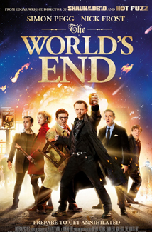 THE WORLD'S END () Poster