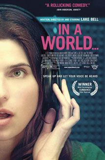 IN A WORLD.. () Poster