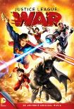 DCU JUSTICE LEAGUE: WAR () Poster