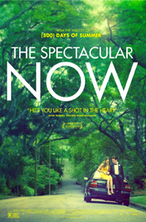 THE SPECTACULAR NOW () Poster