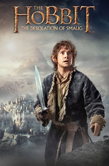 THE HOBBIT: THE DESOLATION OF SMAUG 3D () Poster