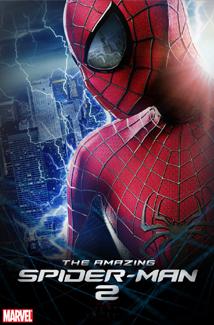 El Sorprendente Hombre Araña 2 (2014) Poster