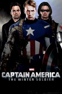 Capitán América: Solda... (2014) Poster