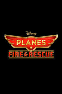 Aviones 2: Equipo de rescate (2014) Poster
