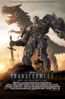 TRANSFORMERS: LA ERA DE LA EXTINCION 3D