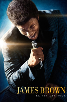 James Brown: El rey del soul (2014) Poster