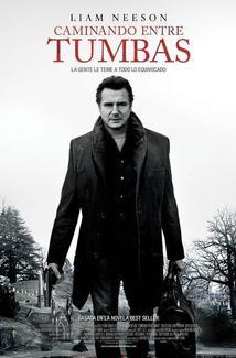 Caminando entre tumbas (2014) Poster