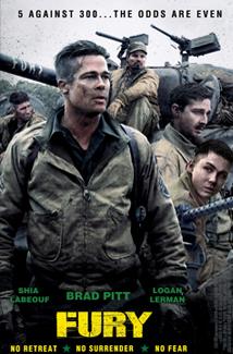 Corazones de hierro (2014) Poster