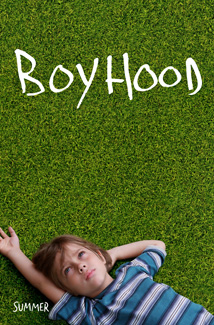 Boyhood (2015) Poster