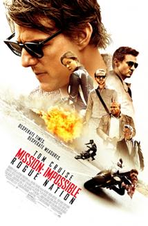 Misión imposible: Nación secreta (2015) Poster