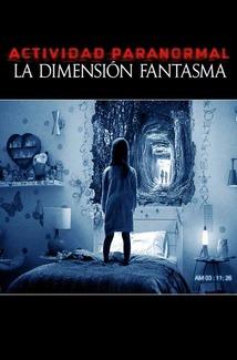 Paranormal La Dimensión Fantasma (2016) Poster