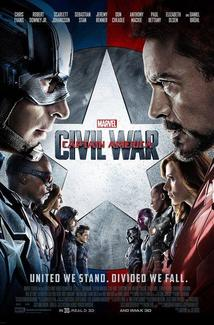 Captain America: Civil War (2016) Poster