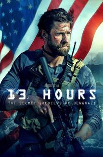 13 HOURS: SECRET SOLDIERS OF BENGHAZI (2016) Poster