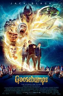 Escalofríos (2015) Poster