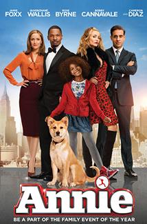 Annie (2014) Poster