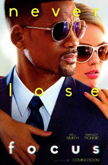 Focus: Maestros de la Estafa (2015) Poster