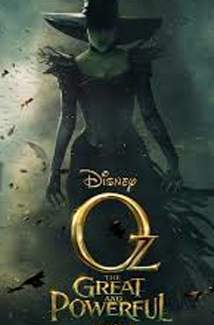OZ THE GREAT AND POWERFUL 3D () Poster