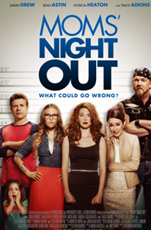 Moms' Night Out (2014) Poster