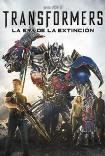 Transformers: La era de la extinción (2014) Poster