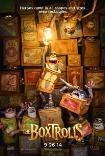 Los Boxtrolls (2014) Poster