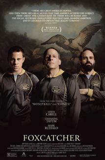 Foxcatcher (2014) Poster