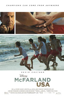 McFarland: Sin límites (2015) Poster