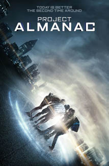 Proyecto Almanac (2015) Poster