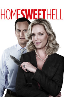 Home Sweet Hell (2015) Poster