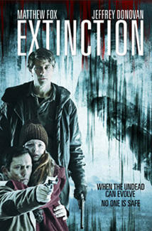 Extinction (2015) Poster