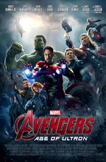 Vengadores: La era de Ultrón (2015) Poster