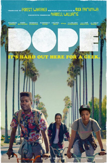 Dope (2015) Poster