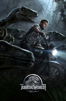 Jurassic World - Mundo Jurásico (2015) Poster