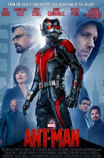 Ant-Man: El Hombre Hormiga () Poster
