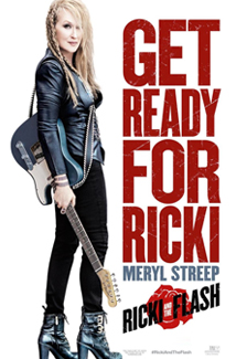 Ricki and the Flash: entre la fama (2015) Poster