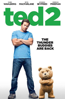 Ted 2 (2015) Poster