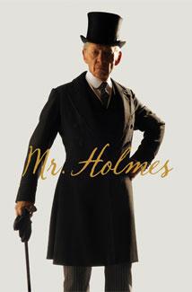 Mr. Holmes (2016) Poster