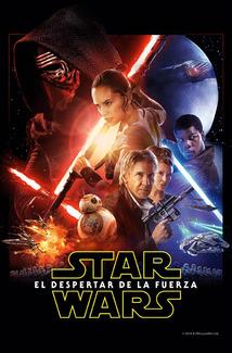 Star Wars: El despertar de la fuerza (2015) Poster