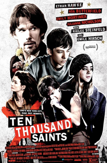 Ten Thousand Saints (2016) Poster