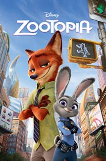 Zootopia (2016) Poster
