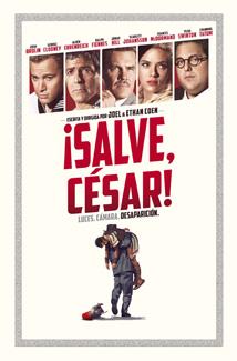 ¡Salve, César! (2016) Poster