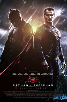 Batman vs Superman (2016) Poster