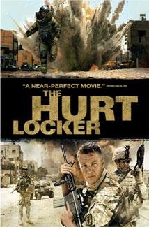 The Hurt Locker (2009) Poster